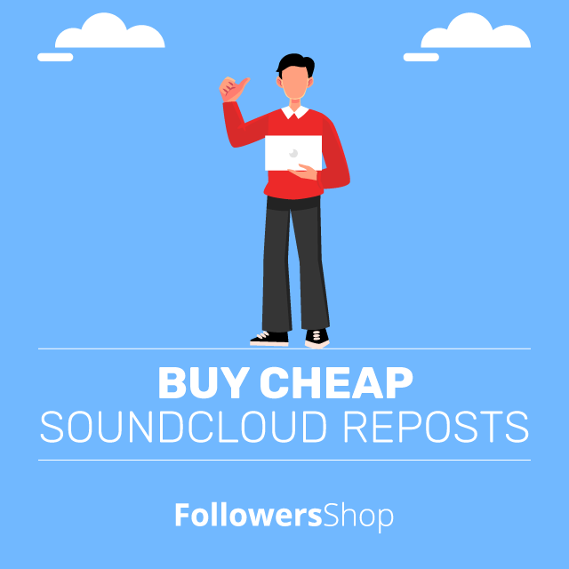 buy cheap soundcloud reposts