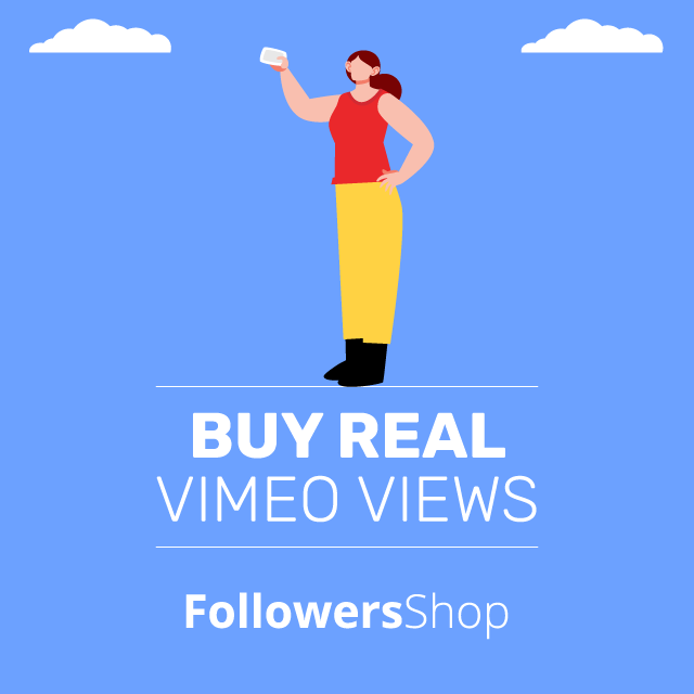 buy real vimeo views