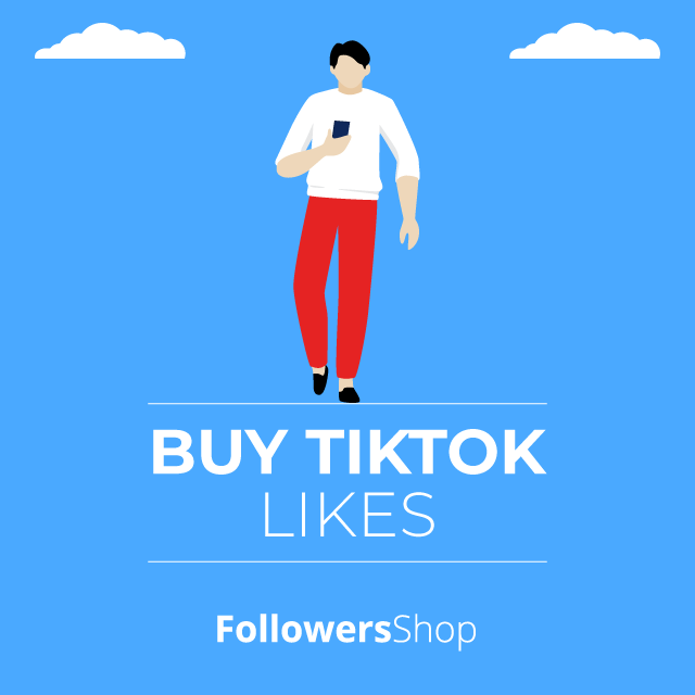 Buy TikTok Likes - No Password & 100% Real