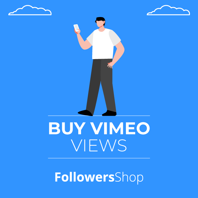 buy vimeo views