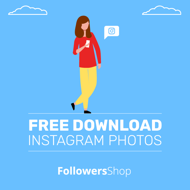 free download instagram photos