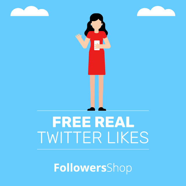 free real twitter likes