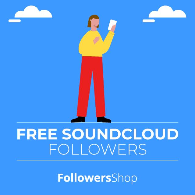 free soundcloud followers