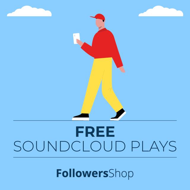 free soundcloud plays