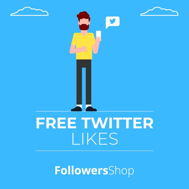 free twitter likes