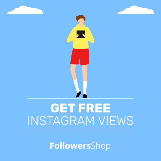 get free instagram views