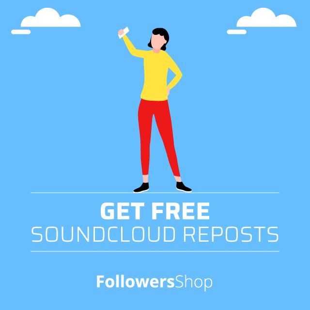 get free soundcloud reposts