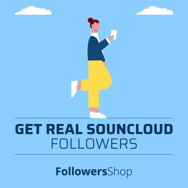 get real soundcloud followers