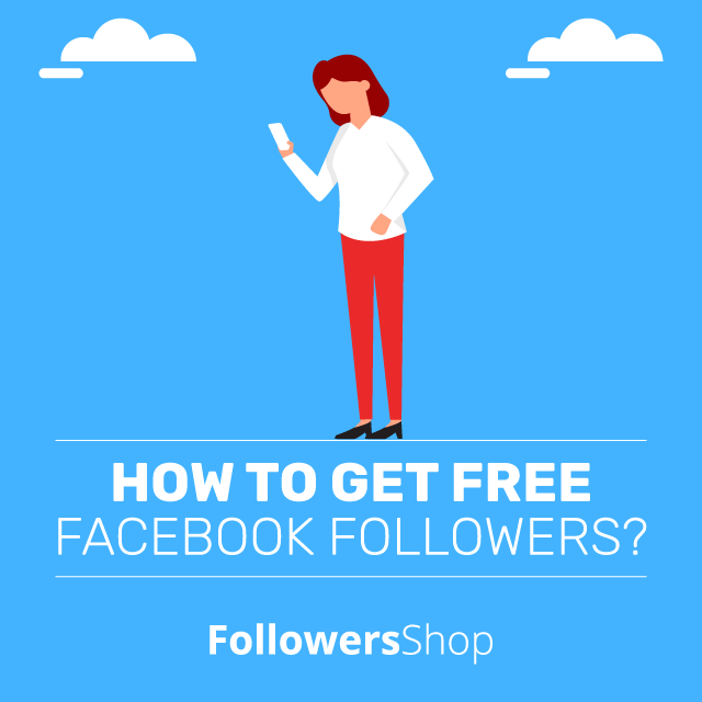 how to get free facebook followers