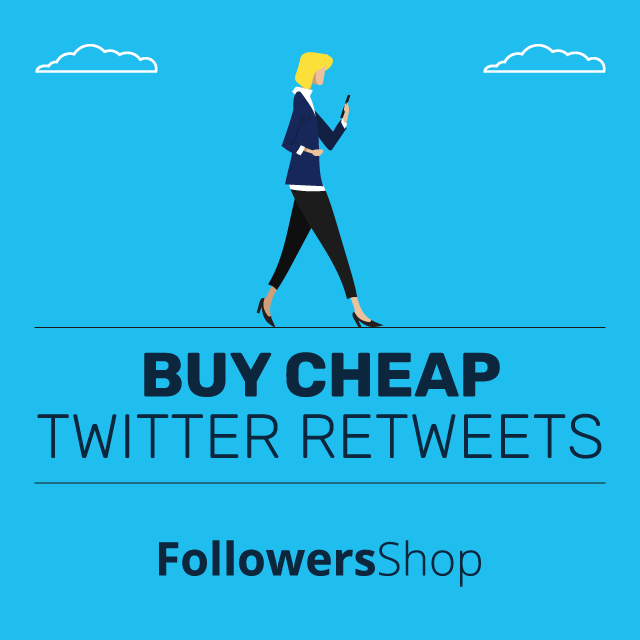 buy cheap twitter retweets