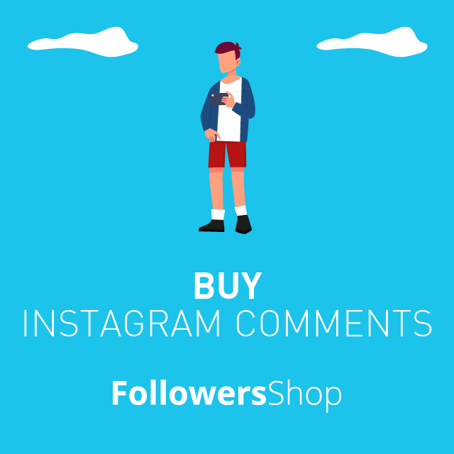 Buy Instagram Comments - Guaranteed & 100% Real and Safe