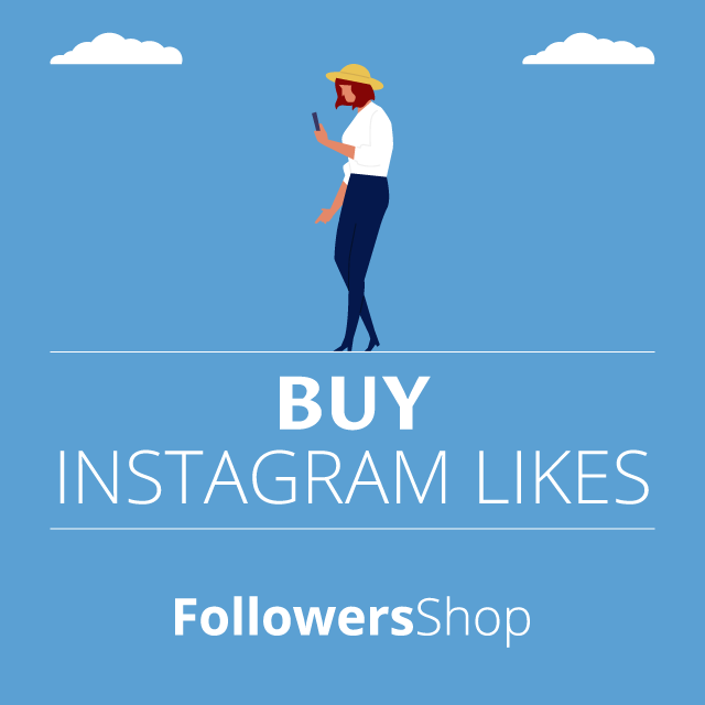 Buy Instagram Likes - %100 Real & Top-Tier Quality