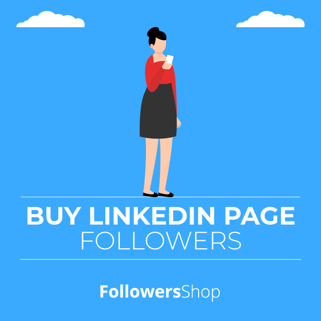 Buy Linkedin Page Followers