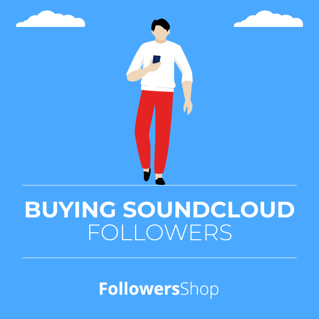 Buying SoundCloud Followers