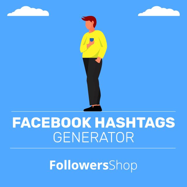 facebook hashtag generator