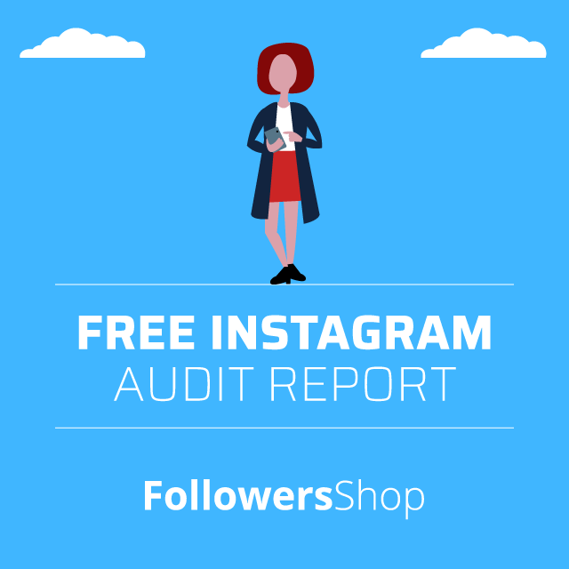 free instagram audit report
