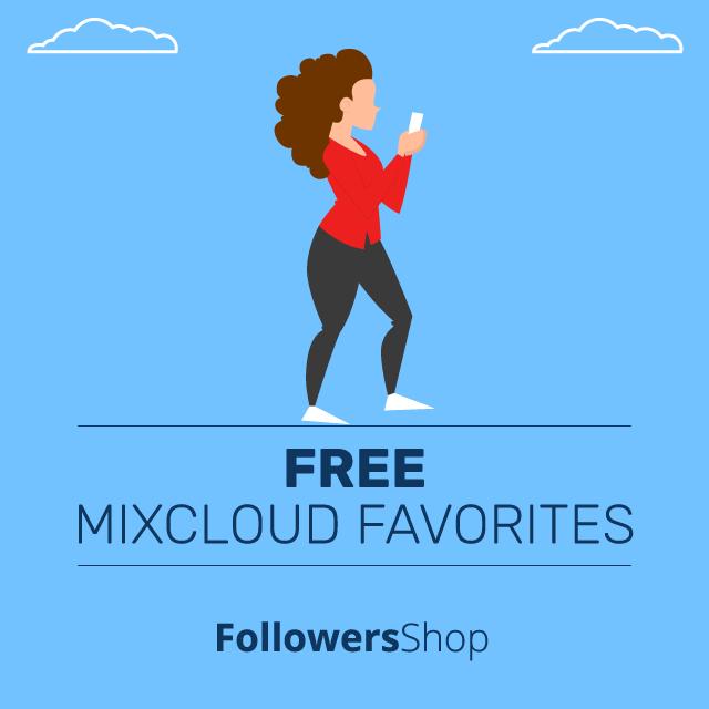 free mixcloud favorites