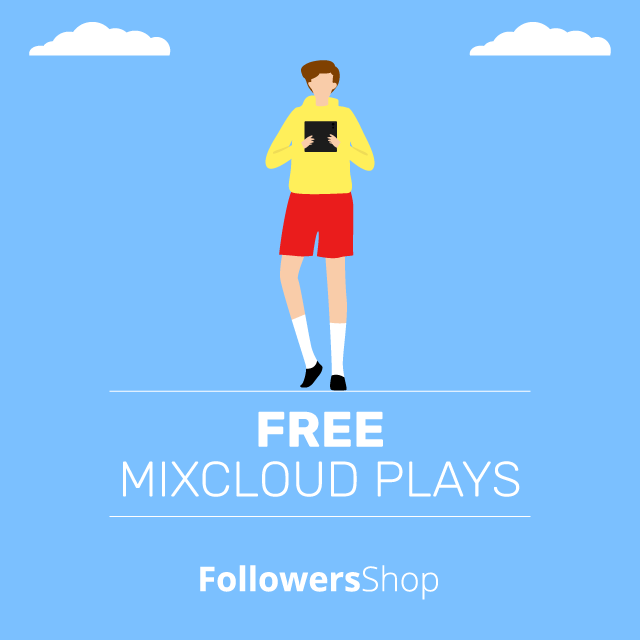 free mixcloud plays