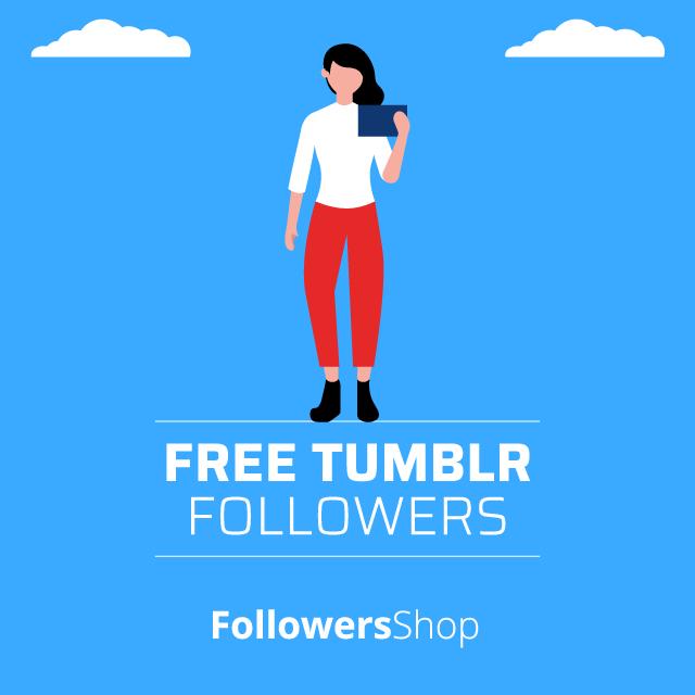 free tumblr followers