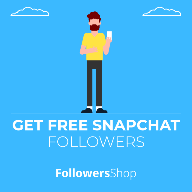 get free snapchat followers