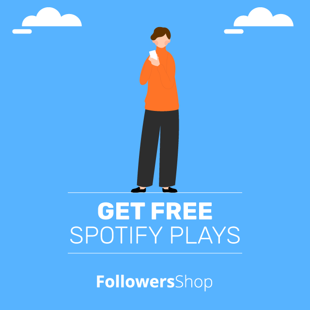 get free spotify plays