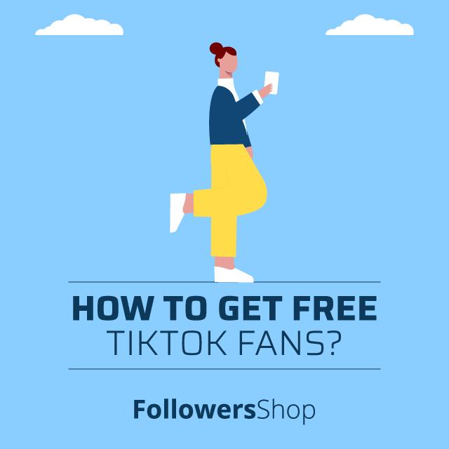 how to get free tiktok fans