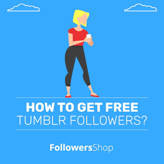 how to getfree tumblr followers