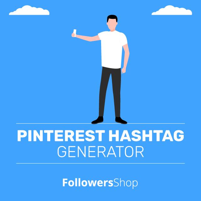 pinterest hashtag generator