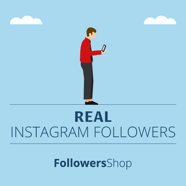 real instagram followers free