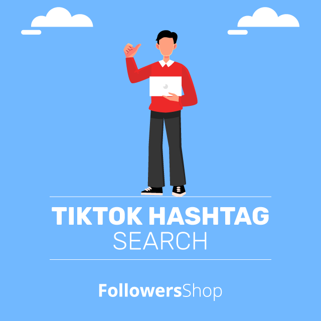 tiktok hashtag search
