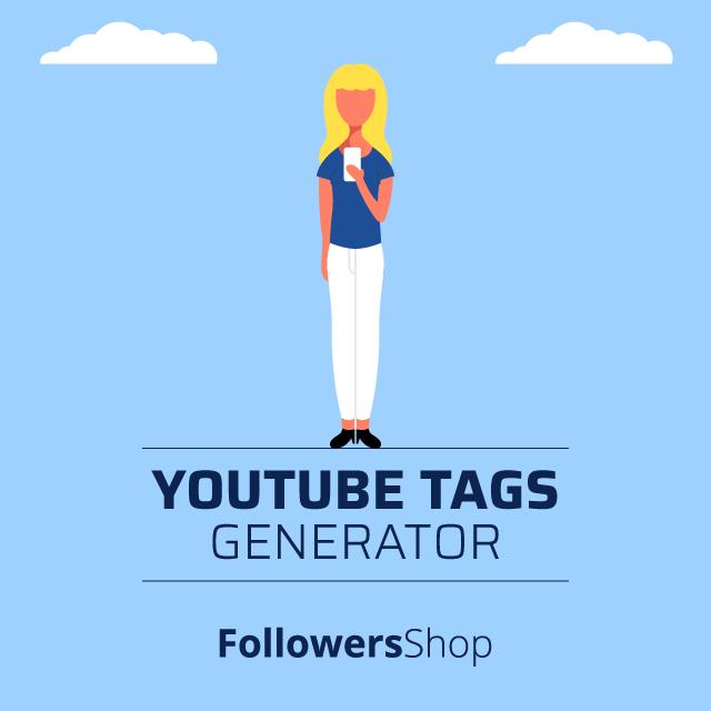 youtube tags generator